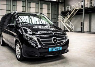Exterieur Mercedes V-klasse VIP